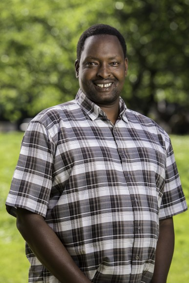 Edward Loure, recipient 2016 Goldman Environmental Prize, Africa.