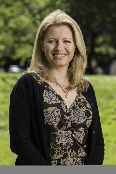 Zuzana Caputova, recipient 2016 Goldman Environmental Prize, Europe.